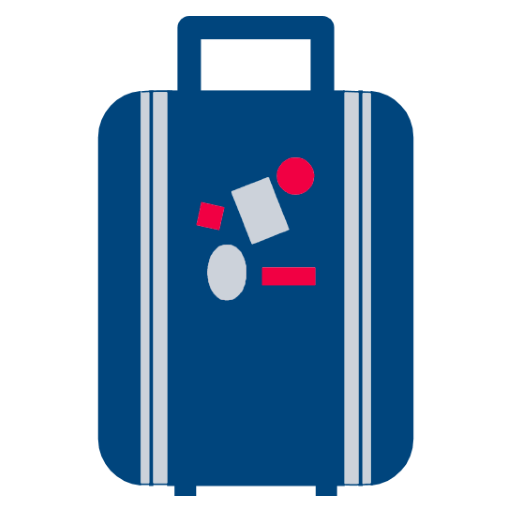 Tamaño maletas taxi aeropuerto