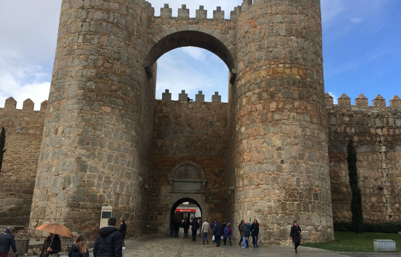 VISIT TO AVILA 8 HOURS IN TAXI UP TO 8 PEOPLE