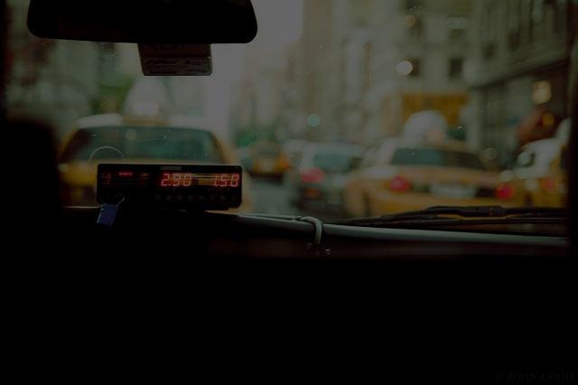 Tarifas oficiales de taxi en Madrid