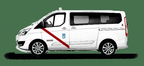 Precio de taxi con fecha de 02-03-2021 a las 08:09:13